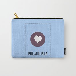 I Love Philadelphia Carry-All Pouch
