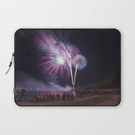 Gloucester Fireworks Laptop Sleeve