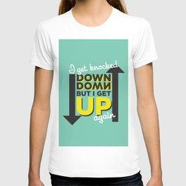 Knocked Down T-shirt