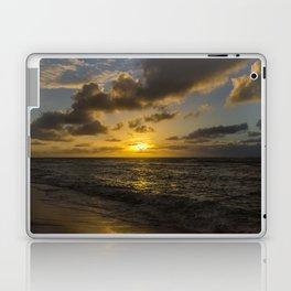 Golden Sunrise by Teresa Thompson Laptop & iPad Skin
