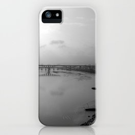 connection01 iPhone Case
