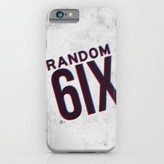 RANDOM6IX3D iPhone 6s Slim Case