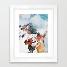 Mountain 2 Framed Art Print