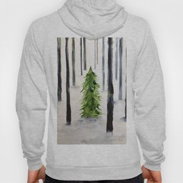 fir-tree Hoody