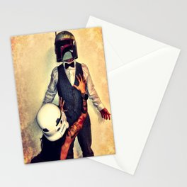 LL Cool Fett Stationery Cards