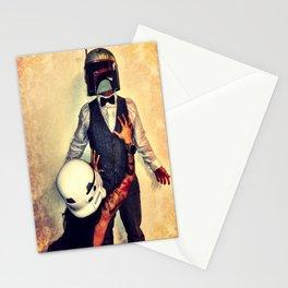 LL Cool Fett Stationery Cards