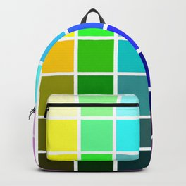 Swatch Palette Backpack