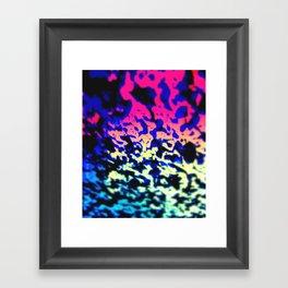 Car Wash Framed Art Print