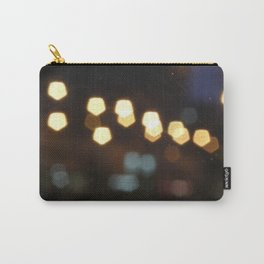 Scrached lightings Carry-All Pouch