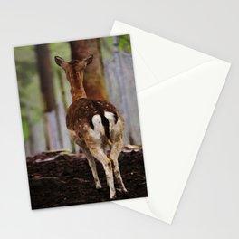 Deer  - JUSTART © Stationery Cards