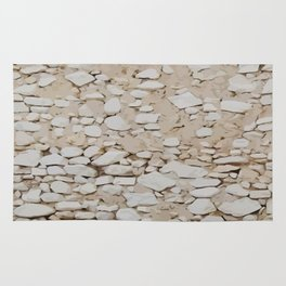 Stone Wall Pattern Rug