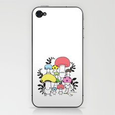 WELCOME TO MUSHROOM LAND - EP.547 VE iPhone & iPod Skin