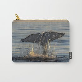 Orca Sunset Tail Slap Carry-All Pouch