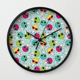 Cool Treats Wall Clock