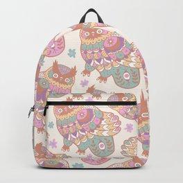 Cosmic Owls Backpack