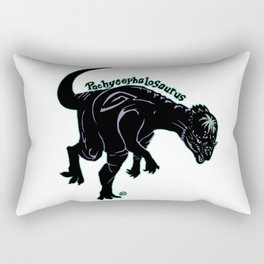 Pachycephalosaurus (Archosaurs Series) Rectangular Pillow