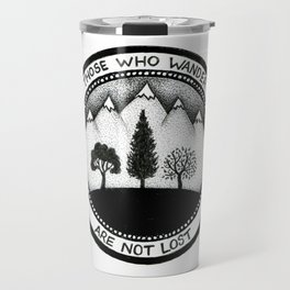 Wanderling Woods Travel Mug