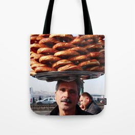 Wanted a Portrait Tote Bag