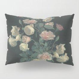 Roses in the dark Pillow Sham