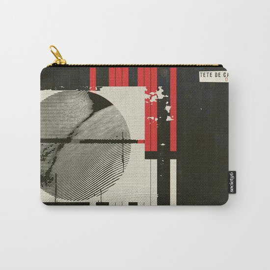 « graphique .1 » Carry-All Pouch