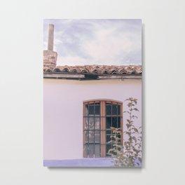 Cute House Metal Print