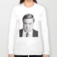john Long Sleeve T-shirts featuring John by Rik Reimert