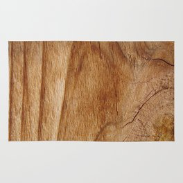 Natural Wood Texture for Wood Artworks Lovers. Rug