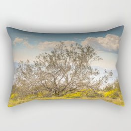 Tree Of Life 7299 Joshua Tree Rectangular Pillow