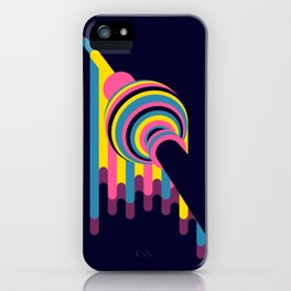Lollipop Tower iPhone Case