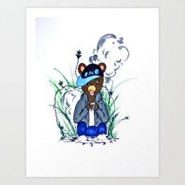 Brendank Art Print