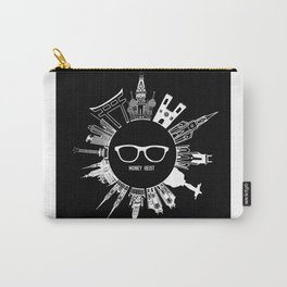Money Heist - White Version Carry-All Pouch