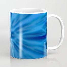 Blue plastification Coffee Mug