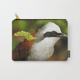 White-crested Laughingthrush Carry-All Pouch