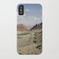 utah iPhone & iPod Cases featuring .utah by Philip Schulte