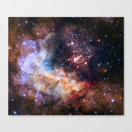 Cluster Westerlund  Canvas Print