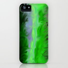 Garden V iPhone Case