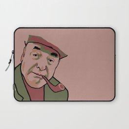 Pablo Neruda Laptop Sleeve