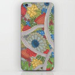floricultural iPhone Skin