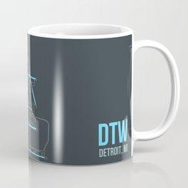 DTW Coffee Mug