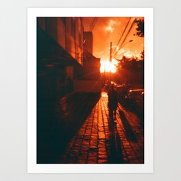 springfire Art Print