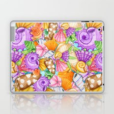 Seashells Pattern Laptop & iPad Skin