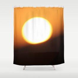 Glaring Shower Curtain