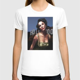 Liz Taylor T-shirt