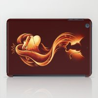 simba iPad Cases featuring The New King by Enkel Dika