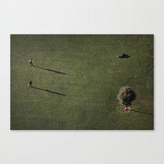 A Bird's Eye View - Los Angeles #88 Canvas Print