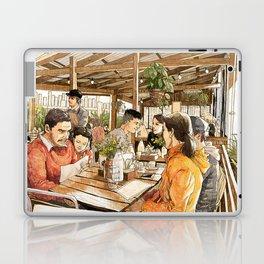 Farm Cafe Laptop & iPad Skin