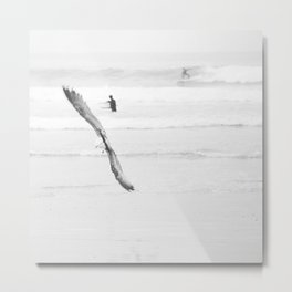 catch a wave VI Metal Print