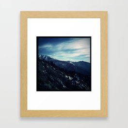 This side of beautiful Framed Art Print
