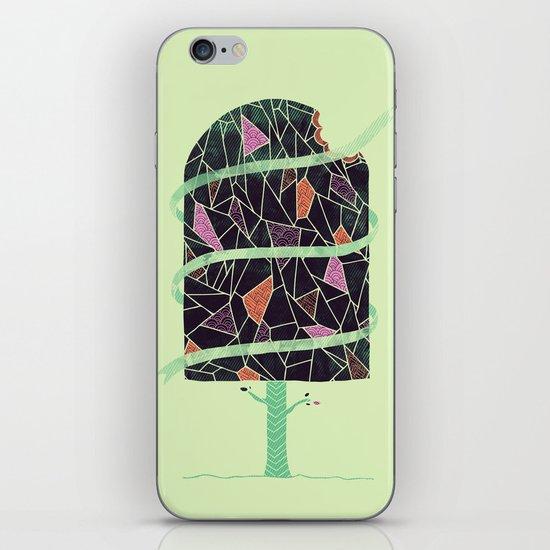 Winter Tree iPhone Skin