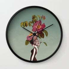 Stranger in Paradise Wall Clock